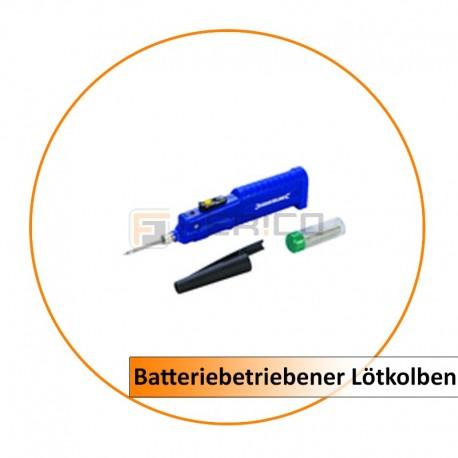 Batteriebetriebener lötkolben