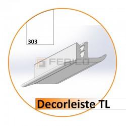 Decorleiste TL Farbe 303 (Lfm)