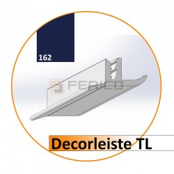 Decorleiste TL Farbe 162