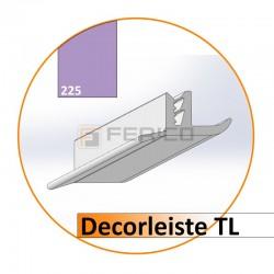 Decorleiste TL Farbe 225 (Lfm)