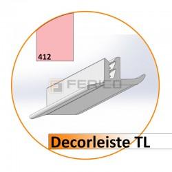 Decorleiste TL Farbe 412