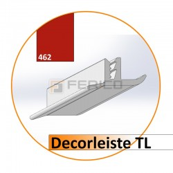 Decorleiste TL Farbe 462