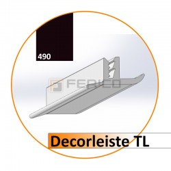 Decorleiste TL Farbe 490