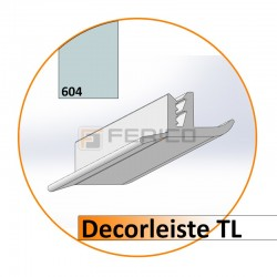 Decorleiste TL Farbe 604