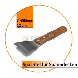 Spachtel für Spanndecken, Grifflänge 12 cm