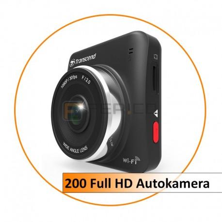 Transcend DrivePro 200 Full-HD Autokamera