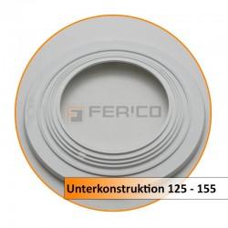 Unterkonstruktion 125 - 155