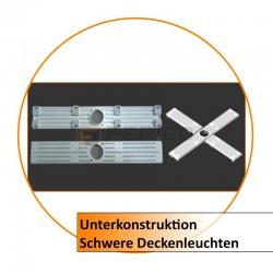 Unterkonstruktion 1 für Schwere Deckenleuchten 1