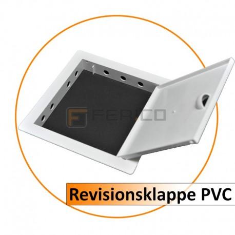 Revisionsklappe PVC 150 x 150