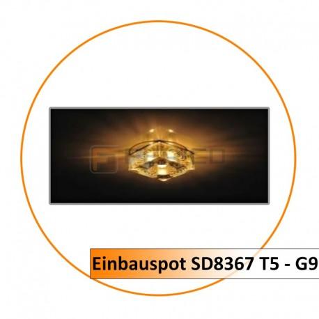 Einbauspot SD8367-T5 G9