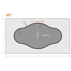 FK 7 - Rundungen - 6 x 3,5 m