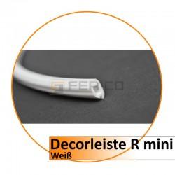 Decorleiste R mini für Trennprofil Farbe 303 (Lfm)